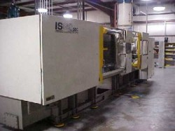 used toshiba injection molder 500 ton