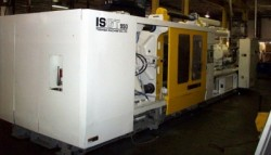 used 950 ton plastic molding machine