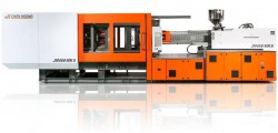 Brand New 515 ton Chen Hsong plastic injection molding machine