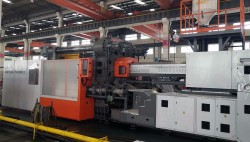 New 1815 ton Chen Hsong plastic injection molding machine for sale