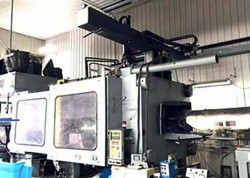 1500 ton Van Dorn used injection molder for sale